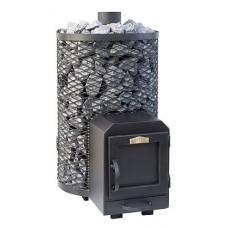 Puukiuas Stoveman 20R-M-LS, seinän läpi lämmitettävä (15-20m³)